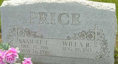 PRICE, SAMUEL L - Franklin County, Ohio | SAMUEL L PRICE - Ohio Gravestone Photos