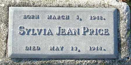 PRICE, SYLVIA JEAN - Franklin County, Ohio | SYLVIA JEAN PRICE - Ohio Gravestone Photos