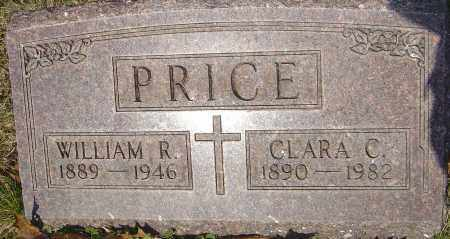 PRICE, CLARA C - Franklin County, Ohio | CLARA C PRICE - Ohio Gravestone Photos