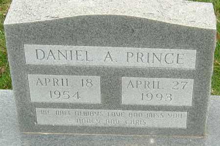 PRINCE, DANIEL A - Franklin County, Ohio | DANIEL A PRINCE - Ohio Gravestone Photos
