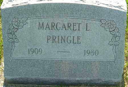 PRINGLE, MARGARET L - Franklin County, Ohio | MARGARET L PRINGLE - Ohio Gravestone Photos