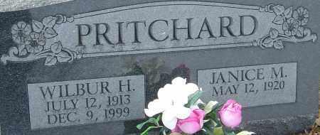 PRITCHARD, WILBUR H - Franklin County, Ohio | WILBUR H PRITCHARD - Ohio Gravestone Photos