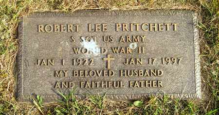 PRITCHETT, ROBERT LEE - Franklin County, Ohio | ROBERT LEE PRITCHETT - Ohio Gravestone Photos