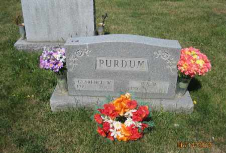 PURDUM, IVA MAY - Franklin County, Ohio | IVA MAY PURDUM - Ohio Gravestone Photos