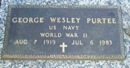 PURTEE, GEORGE - Franklin County, Ohio | GEORGE PURTEE - Ohio Gravestone Photos