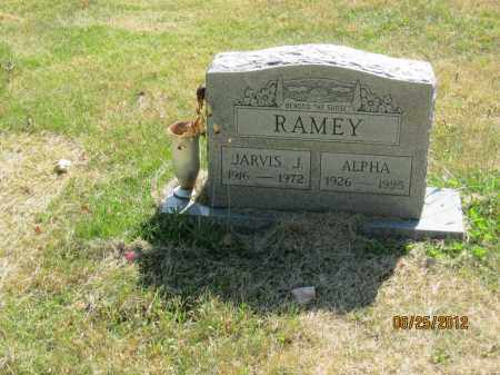 RAMEY, JARVIS J - Franklin County, Ohio | JARVIS J RAMEY - Ohio Gravestone Photos