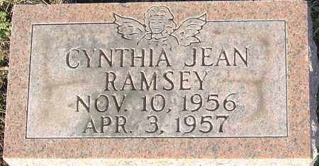 RAMSEY, CYNTHIA JEAN - Franklin County, Ohio | CYNTHIA JEAN RAMSEY - Ohio Gravestone Photos