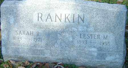 RANKIN, LESTER MORSE - Franklin County, Ohio | LESTER MORSE RANKIN - Ohio Gravestone Photos
