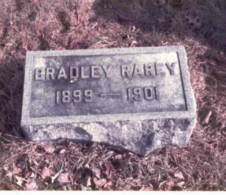 RAREY, BRADLEY - Franklin County, Ohio | BRADLEY RAREY - Ohio Gravestone Photos
