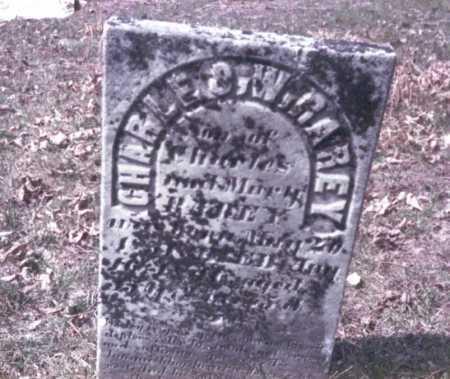 RAREY, CHARLES W. - Franklin County, Ohio | CHARLES W. RAREY - Ohio Gravestone Photos