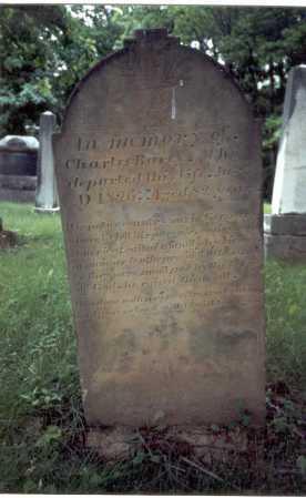 RAREY, CHARLES - Franklin County, Ohio | CHARLES RAREY - Ohio Gravestone Photos
