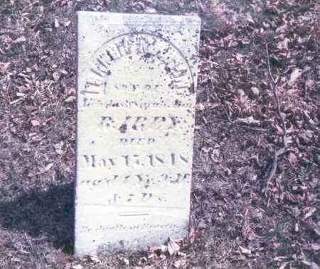 RAREY, FRANCIS M. - Franklin County, Ohio   FRANCIS M. RAREY - Ohio Gravestone Photos