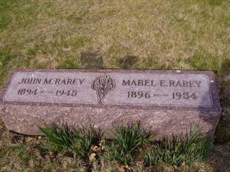 RAREY, JOHN MILLER - Franklin County, Ohio | JOHN MILLER RAREY - Ohio Gravestone Photos