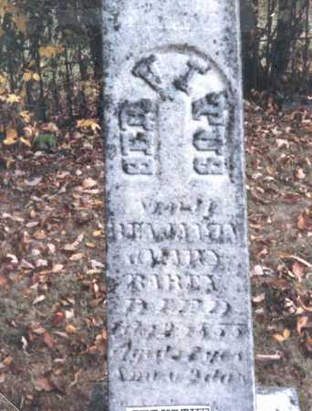 RAREY, SERVITUE - Franklin County, Ohio | SERVITUE RAREY - Ohio Gravestone Photos