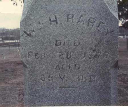DAVIS RAREY, CATHARIN J. ATH - Franklin County, Ohio | CATHARIN J. ATH DAVIS RAREY - Ohio Gravestone Photos