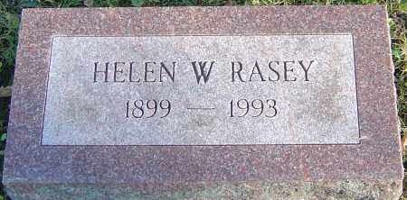 RASEY, HELEN - Franklin County, Ohio | HELEN RASEY - Ohio Gravestone Photos