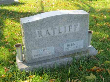 RATLIFF, BERNICE - Franklin County, Ohio | BERNICE RATLIFF - Ohio Gravestone Photos