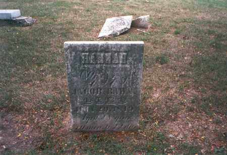 RAWN, HANNAH - Franklin County, Ohio | HANNAH RAWN - Ohio Gravestone Photos