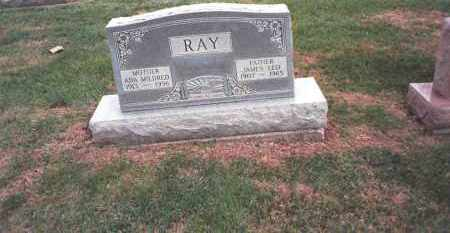 RAY, JAMES LEO - Franklin County, Ohio | JAMES LEO RAY - Ohio Gravestone Photos