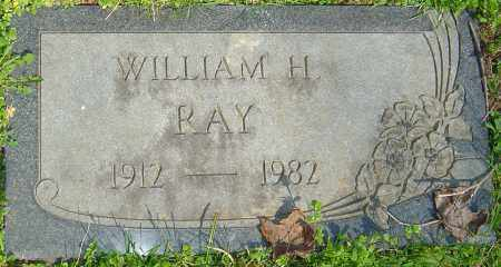 RAY, WILLIAM H - Franklin County, Ohio | WILLIAM H RAY - Ohio Gravestone Photos