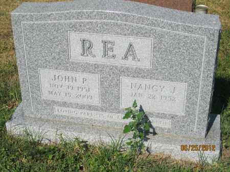REA, JOHN P - Franklin County, Ohio | JOHN P REA - Ohio Gravestone Photos