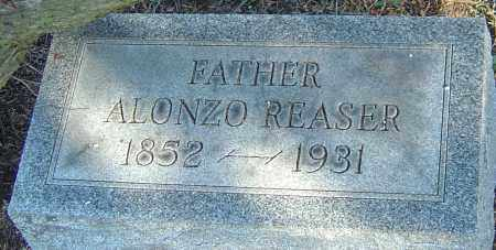 REASER, ALONZO - Franklin County, Ohio | ALONZO REASER - Ohio Gravestone Photos