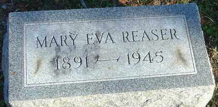 GRANT REASER, MARY EVA - Franklin County, Ohio | MARY EVA GRANT REASER - Ohio Gravestone Photos