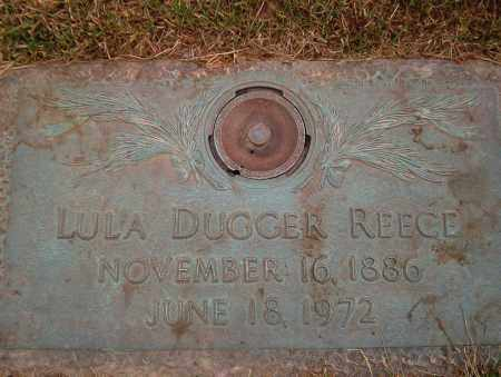 REECE, LULA - Franklin County, Ohio | LULA REECE - Ohio Gravestone Photos