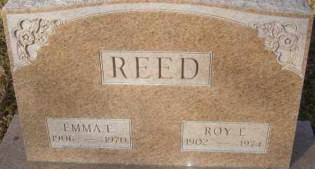 REED, EMMA E - Franklin County, Ohio | EMMA E REED - Ohio Gravestone Photos