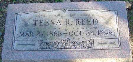 ROAT REED, TESSA R - Franklin County, Ohio | TESSA R ROAT REED - Ohio Gravestone Photos