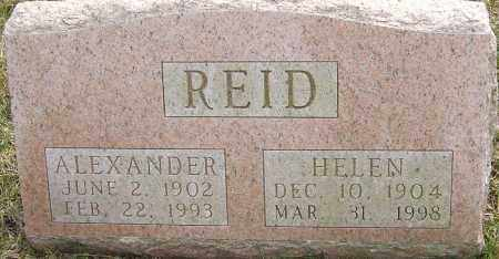 REID, HELEN - Franklin County, Ohio | HELEN REID - Ohio Gravestone Photos