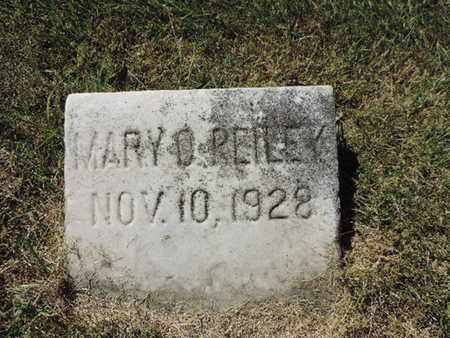 REILEY, MARY D. - Franklin County, Ohio | MARY D. REILEY - Ohio Gravestone Photos