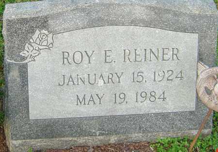 REINER, ROY - Franklin County, Ohio | ROY REINER - Ohio Gravestone Photos