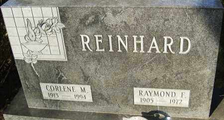 REINHARD, CORLENE M - Franklin County, Ohio | CORLENE M REINHARD - Ohio Gravestone Photos