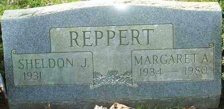 REPPERT, MARGARET ANN - Franklin County, Ohio | MARGARET ANN REPPERT - Ohio Gravestone Photos