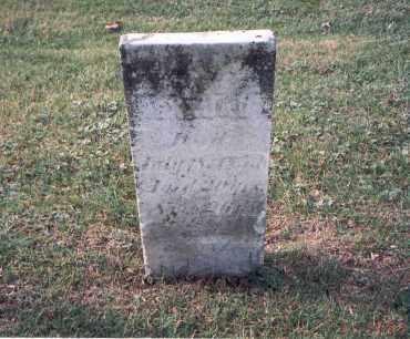 REXROAD, ELIZABETH - Franklin County, Ohio | ELIZABETH REXROAD - Ohio Gravestone Photos
