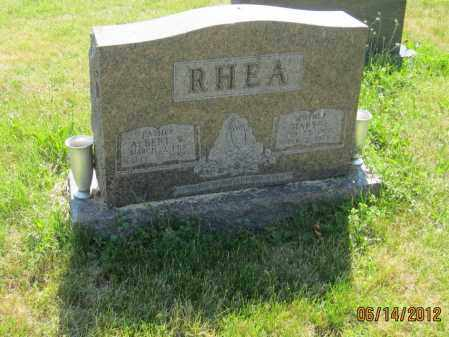 RICHARDS RHEA, MARY EDITH - Franklin County, Ohio | MARY EDITH RICHARDS RHEA - Ohio Gravestone Photos