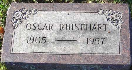 RHINEHART, OSCAR - Franklin County, Ohio | OSCAR RHINEHART - Ohio Gravestone Photos