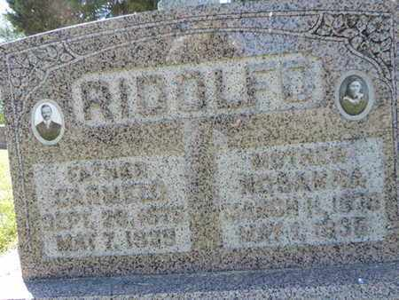 RIDOLFO, CARMELO - Franklin County, Ohio | CARMELO RIDOLFO - Ohio Gravestone Photos