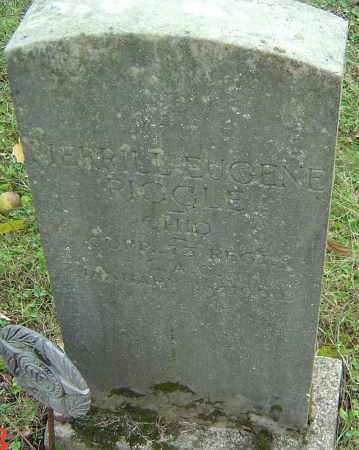 RIGGLE, MERRILL EUGENE - Franklin County, Ohio | MERRILL EUGENE RIGGLE - Ohio Gravestone Photos