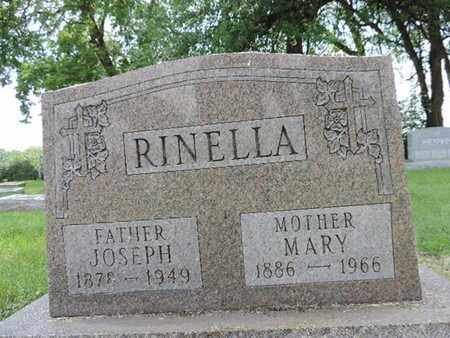 RINELLA, JOSEPH - Franklin County, Ohio | JOSEPH RINELLA - Ohio Gravestone Photos