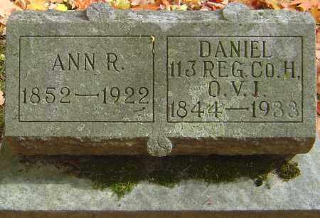 ROBBINS, DANIEL - Franklin County, Ohio | DANIEL ROBBINS - Ohio Gravestone Photos