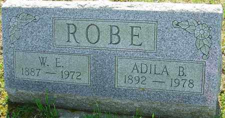 ROBE, W E - Franklin County, Ohio | W E ROBE - Ohio Gravestone Photos