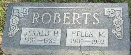 ROBERTS, HELEN - Franklin County, Ohio | HELEN ROBERTS - Ohio Gravestone Photos