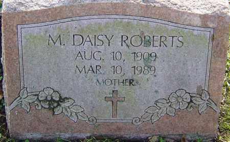 ROBERTS, M DAISY - Franklin County, Ohio | M DAISY ROBERTS - Ohio Gravestone Photos