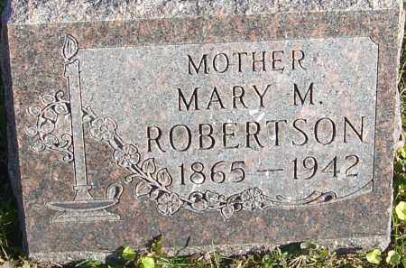 ROBERTSON, MARY MAY - Franklin County, Ohio | MARY MAY ROBERTSON - Ohio Gravestone Photos