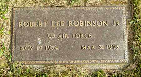 ROBINSON, ROBERT LEE - Franklin County, Ohio | ROBERT LEE ROBINSON - Ohio Gravestone Photos