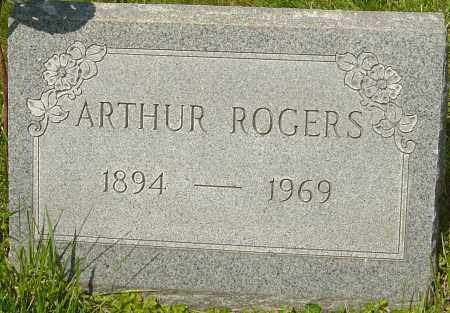 ROGERS, ARTHUR - Franklin County, Ohio | ARTHUR ROGERS - Ohio Gravestone Photos