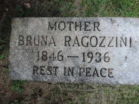 ROGOZZINI, BRUNA - Franklin County, Ohio | BRUNA ROGOZZINI - Ohio Gravestone Photos