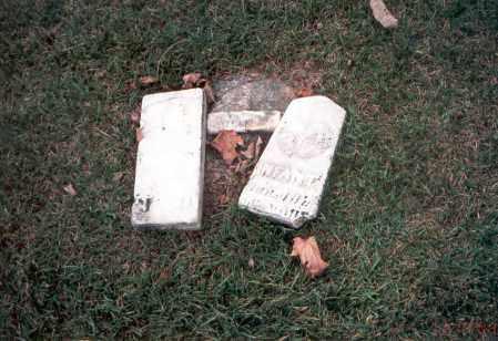 ROHR, INFANT - Franklin County, Ohio   INFANT ROHR - Ohio Gravestone Photos